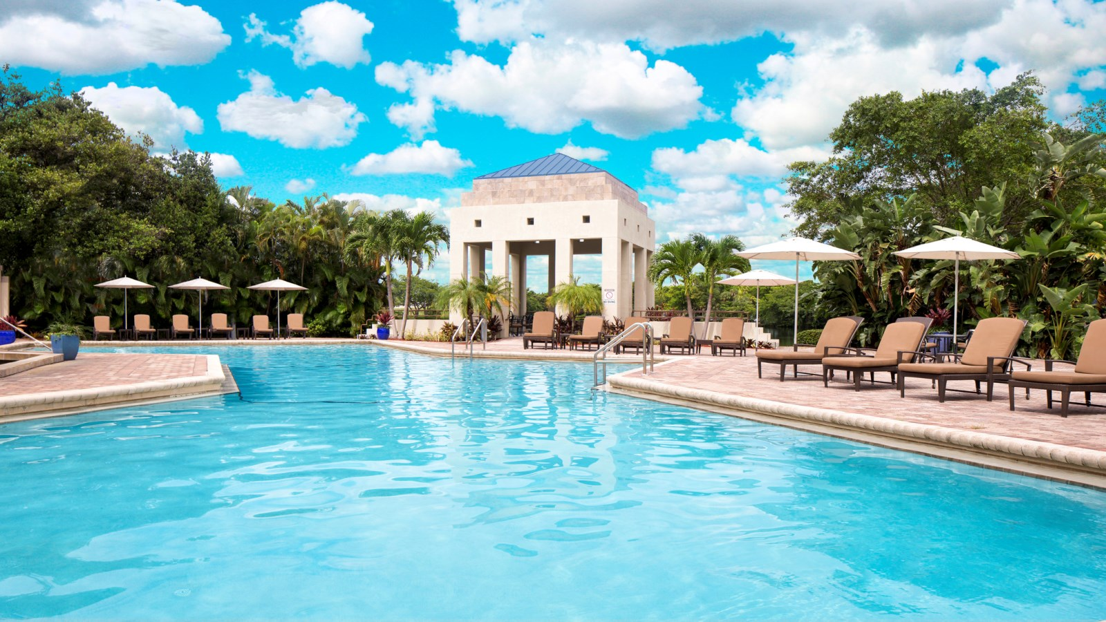 WestinWORKOUT® Pool at The Westin Fort Lauderdale Hotel